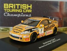 ATLAS RACING HONDA INTEGRA TYPE R MATT Neal Halfords 2006 auto modello HR12 1:43