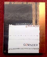 Govinder Nazaran, Brimstone Open Edition Publishers Hard Back Book
