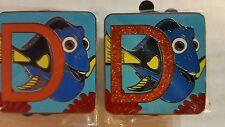 "DISNEY 2016 Pixar Alphabet Mystery Box ""D"" Dory  REG & CHASER *AUTHENTIC*"