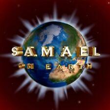 """SAMAEL """"ON EARTH"""" CD MIT 2 VIDEOTRACKS NEUF"""