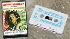 Cassette Audio Ziggy Marley & The Melody Makers - Conscious Party - K7