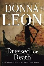 Dressed for Death by Donna Leon (2014, Paperback)