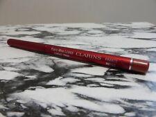 NEW Clarins Retractable Lip Definer Pencil Long Lasting 09 Dusty Rose Discontinu