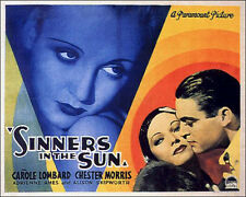 Sinners in the Sun - 1932 - Carole Lombard Cary Grant Vintage Pre-Code Film DVD