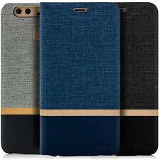 Custodia elegante per Huawei - Case Caso Bumper Portafogli Cover di Pelle
