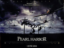 PEARL HARBOUR 2001 Ben Affleck, Josh Hartnett, Kate Beckinsale UK ADVANCE QUAD