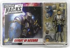 Vitruvian H.A.C.K.S. 200101 Knight of Accord (Soldier of Order) Boss Fight Hero
