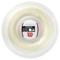 Wilson Sensation Comfort Tennis String 16 1.30mm 200M Reel