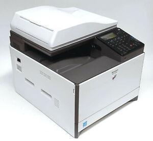 SHARP MX-C300W Farb- Multifunktions Farblaserdrucker