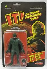 "Monstarz IT! The Terror From Beyond Space GREEN 3.75"" Retro Action Figure NIP"