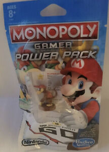 Monopoly Gamer Board Game Edition Power Pack DIDDY KONG Token Figure Nintendo
