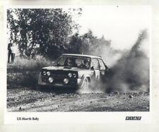 1977 Fiat 131 Abarth Rally Race Car ORIGINAL Factory Photograph wy3737