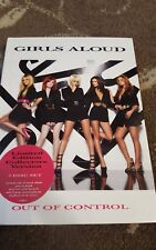 GIRLS ALOUD OUT OF CONTROL CD LIMITED EDITION COLLECTORS VERSION 2 DISC SET RARE