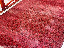 390x300 cm afghan Turkmenische buchar Teppich Turkmen bukhara Carpet Rug Nr:16/4