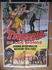 A5946 TARZAN DE LOS MONOS JOHNNY WEISSMULLER