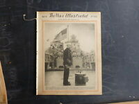 1942 THE WAR ILLUSTRATED VOL. 6 #133 US IN Nth IRELAND, EGYPT, INDIA