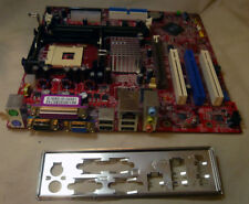 MSI MS-7060 Ver:1 Socket 478 Motherboard Complete With I/O Plate
