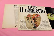 AREA SKIANTOS DE PISCOPO CARNASCIALIA 2LP LE CONCERT ORIG ITALIE PROG 1979 EX