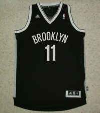 Brook Lopez Brooklyn Nets Black Home adidas Swingman Jersey Men M Rare