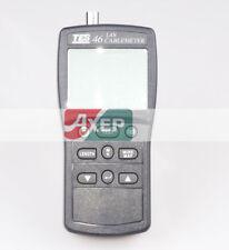 TES-46 CAT-5 Lan Cable Tester Meter Length Faults Status LCD Display RJ45&BNC