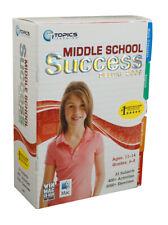 Middle School (Jr High) HomeSchool Activities & Exercises (33 Subjects) 2009