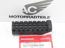 Honda CBR 600 1000 for F2 Footrest Rubber Original Step Footpeg Rear Genuine