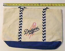 LA Dodgers,Brand New Canvas Beach Bag 06/20 SGA