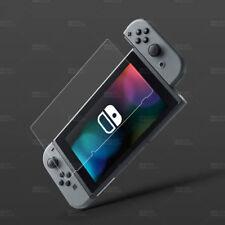 Nintendo Switch - Panzerfolie Displayschutz Glas Folie Panzerglas Schutzfolie