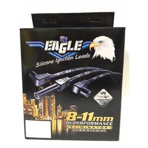 Blue Eagle 9mm Eliminator Ignition Leads E9307  suits DAIHATSU MIRA L201