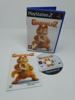 Garfield 2 (PS2) - Game  ISVG complete with manual Fast Free Post