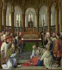 Rogier van der Weyden et atelier les fouilles de Saint Hubert A4
