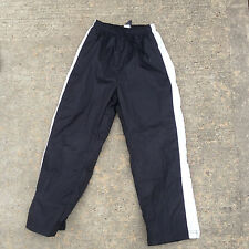 Easton Track Pants Youth Extra Small XS Black 8626