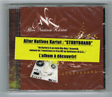 ALTER NATIVE KARTET - STORYBOARD - 16 TRACKS - 2008 - NEUF NEW NEU