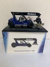 Eddie Stobart Konecranes Reach Stacker RS02 Atlas Editions 1:76 Scale Boxed
