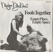 "7"" Vinyl Single Maggie MacNeal Fools Together / Empty Place, Empty Space"