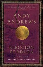 (New) La Oportunidad Perdida by Andy Andrews