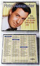 PETER ALEXANDER - 79 Lieder der frühen Jahre.. Readers Digest 3-CD-Box TOP