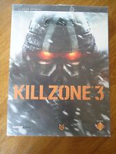 // NEUF GUIDE OFFICIEL *** KILLZONE 3 *** PS3 SONY FUTUREPRESS