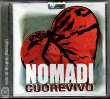 NOMADI - CUORE VIVO (SIGILLATO) Anno 2011