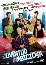 YOUNG AND WILLING (1943) **Dvd R2** William Holden, Eddie Bracken,