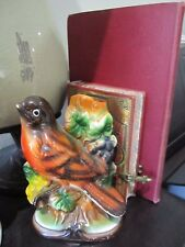 Vintage Ceramic Bird Ornament 5499