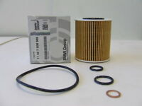 GENUINE ENGINE OIL FILTER FOR BMW E87 E88 E46 E90 E91