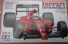 TAMIYA 20024  FERRARI F189 PORTUGUESE G.P. RACE CAR 1:20 KIT