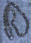 (B) Antique Silver Chain Tunisia