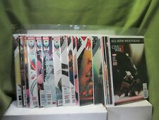 ALL NEW WOLVERINE- lot 20  comics Between  #12 - 31  VF + First  Printings
