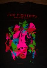 FOO FIGHTERS WASTING LIGHT T-Shirt LARGE Band NEW