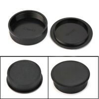 42mm Plastic Front Rear Cap Cover For M42 Digital Camera Body And Lens Tool Re
