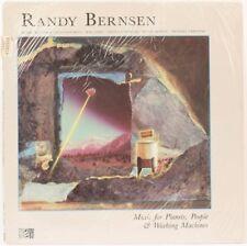 Randy Bernsen Music For Planets Vinyl Record