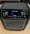 Ion IPA80A Tailgater Express Game Day Wireless Bluetooth Portable Speaker Black
