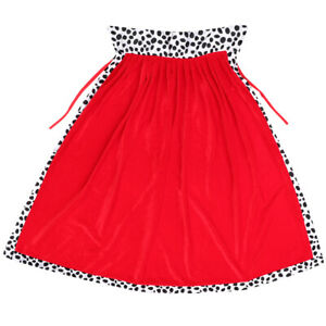 1pc Party Cape King Robe Creative Red Kids King Cloak